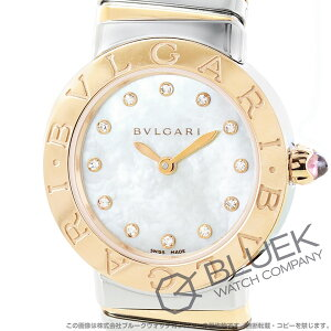 ブルガリ ブルガリブルガリ トゥボガス ダイヤ 腕時計 レディース BVLGARI BBL262TWSPG/12M