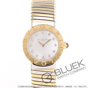 ブルガリ ブルガリブルガリ トゥボガス ダイヤ 腕時計 レディース BVLGARI BBL262TWSPG/12S