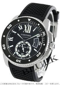 カルティエ Cartier 腕時計 カリブル ドゥ カルティエ 300m防水 メンズ W7100056