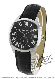 カルティエ Cartier 腕時計 ドライブ ドゥ カルティエ アリゲーターレザー メンズ WSNM0009
