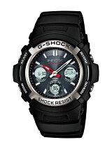 カシオ Casio G-SHOCK メンズ AWG-M100-1AJF