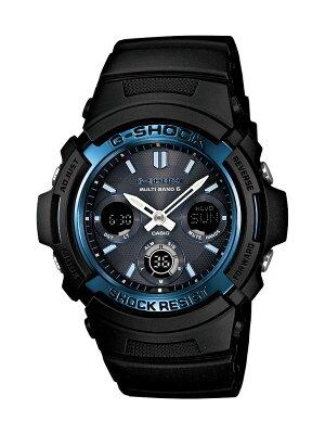 カシオ G-SHOCK クロノグラフ 腕時計 メンズ CASIO AWG-M100A-1AJF
