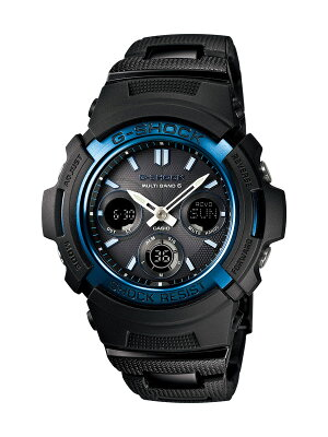 カシオ G-SHOCK クロノグラフ 腕時計 メンズ CASIO AWG-M100BC-2AJF
