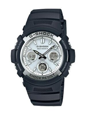 カシオ G-SHOCK クロノグラフ 腕時計 メンズ CASIO AWG-M100S-7AJF