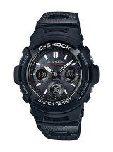 カシオ Casio G-SHOCK メンズ AWG-M100SBC-1AJF