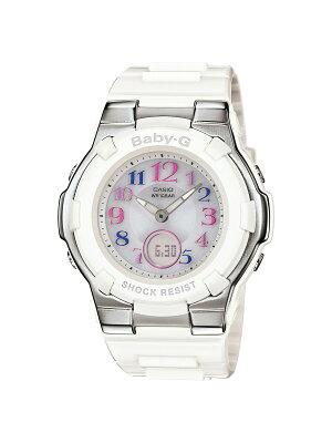 カシオ BABY-G トリッパー クロノグラフ 腕時計 レディース CASIO BGA-1100GR-7BJF