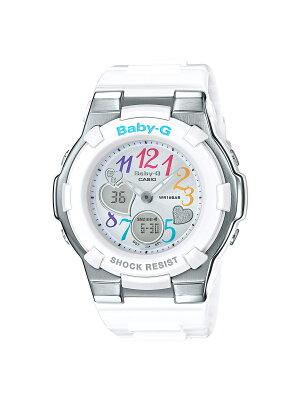 カシオ CASIO 腕時計 BABY-G マルチカラーダイアルシリーズ レディース BGA-116-7B2JF