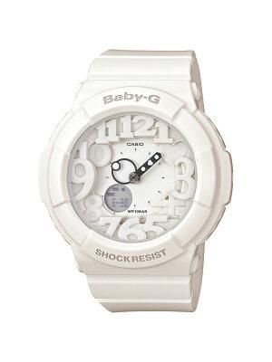 カシオ CASIO 腕時計 BABY-G ネオンダイアル レディース BGA-131-7BJF
