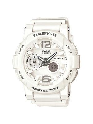 カシオ CASIO 腕時計 BABY-G Gライド レディース BGA-180-7B1JF