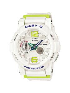 カシオ CASIO 腕時計 BABY-G Gライド レディース BGA-180-7B2JF