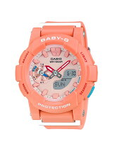 カシオ Casio BABY-G For running レディース BGA-185-4AJF