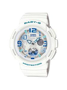 カシオ CASIO 腕時計 BABY-G ビーチトラベラーシリーズ レディース BGA-190-7BJF
