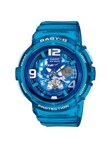 カシオ CASIO 腕時計 BABY-G ビーチトラベラーシリーズ レディース BGA-190GL-2BJF
