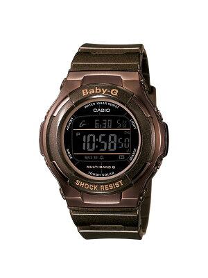 カシオ BABY-G トリッパー クロノグラフ パワーリザーブ 腕時計 レディース CASIO BGD-1310-5JF