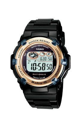 カシオ CASIO 腕時計 BABY-G リーフ レディース BGR-3003-1JF