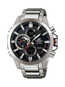 カシオ CASIO 腕時計 エディフィス スマートフォンリンクモデル メンズ ECB-500D-1AJF
