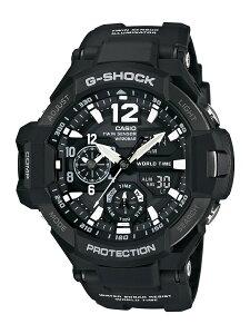 カシオ CASIO 腕時計 G-SHOCK スカイコックピット グラビティマスター メンズ GA-1100-1AJF