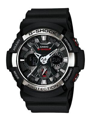 カシオ G-SHOCK クロノグラフ 腕時計 メンズ CASIO GA-200-1AJF