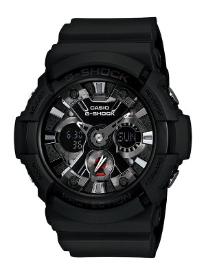 カシオ CASIO 腕時計 G-SHOCK メンズ GA-201-1AJF