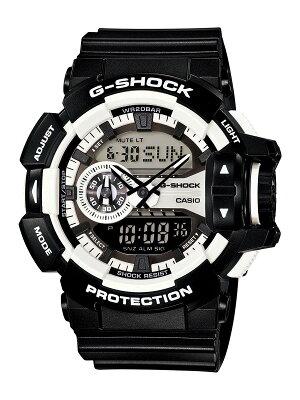 カシオ CASIO 腕時計 G-SHOCK ハイパー・カラーズ メンズ GA-400-1AJF