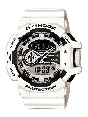 カシオ G-SHOCK ハイパー・カラーズ クロノグラフ 腕時計 メンズ CASIO GA-400-7AJF