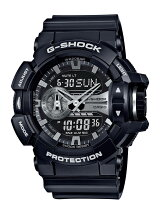カシオ Casio G-SHOCK メンズ GA-400GB-1AJF