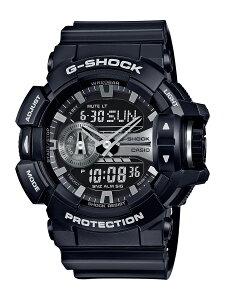 カシオ CASIO 腕時計 G-SHOCK メンズ GA-400GB-1AJF