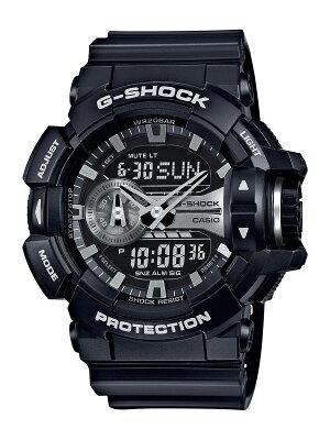 カシオ G-SHOCK クロノグラフ 腕時計 メンズ CASIO GA-400GB-1AJF