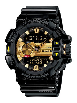 カシオ G-SHOCK Gミックス クロノグラフ 腕時計 メンズ CASIO GBA-400-1A9JF