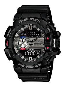 カシオ CASIO 腕時計 G-SHOCK Gミックス メンズ GBA-400-1AJF