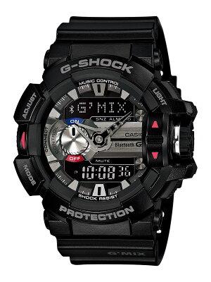 カシオ G-SHOCK Gミックス クロノグラフ 腕時計 メンズ CASIO GBA-400-1AJF
