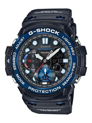カシオ G-SHOCK マスターオブG ガルフマスター クロノグラフ 腕時計 メンズ CASIO GN-1000B-1AJF