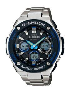 カシオ CASIO 腕時計 G-SHOCK Gスチール メンズ GST-W100D-1A2JF