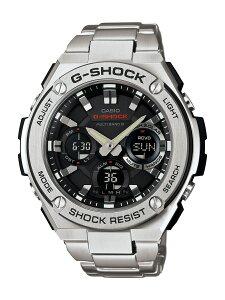 カシオ CASIO 腕時計 G-SHOCK Gスチール メンズ GST-W110D-1AJF