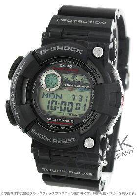 カシオ G-SHOCK マスターオブG フロッグマン クロノグラフ ムーンフェイズ パワーリザーブ 腕時計 メンズ CASIO GWF-1000-1JF