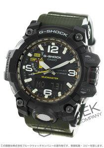 カシオ CASIO 腕時計 G-SHOCK マスターオブG マッドマスター メンズ GWG-1000-1A3JF