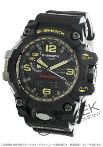 カシオ CASIO 腕時計 G-SHOCK マスターオブG マッドマスター メンズ GWG-1000-1AJF
