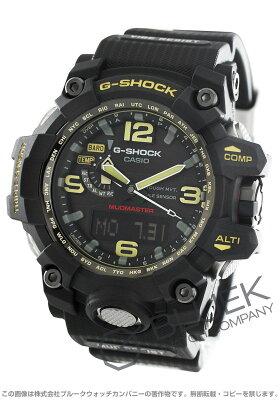 カシオ G-SHOCK マスターオブG マッドマスター クロノグラフ パワーリザーブ 腕時計 メンズ CASIO GWG-1000-1AJF