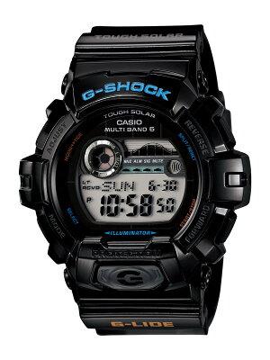 カシオ CASIO 腕時計 G-SHOCK Gライド メンズ GWX-8900-1JF