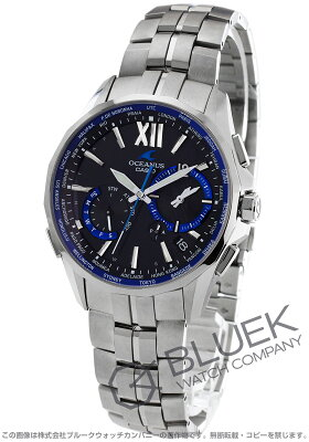 カシオ CASIO 腕時計 オシアナス マンタ メンズ OCW-S3400-1AJF