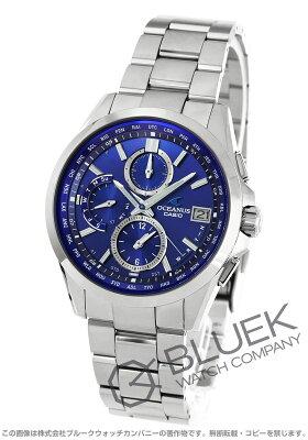 カシオ CASIO 腕時計 オシアナス メンズ OCW-T2600-2A2JF