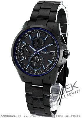 カシオ CASIO 腕時計 オシアナス メンズ OCW-T2600B-1AJF