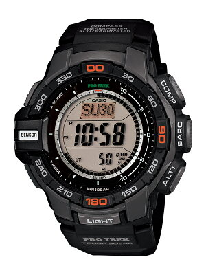カシオ CASIO 腕時計 プロトレック トリプルセンサーVer.3 メンズ PRG-270-1JF