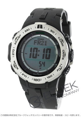 カシオ CASIO 腕時計 プロトレック トリプルセンサーVer.3 メンズ PRW-3100-1JF