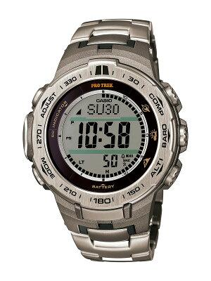 カシオ CASIO 腕時計 プロトレック トリプルセンサーVer.3 メンズ PRW-3100T-7JF