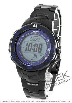 カシオ CASIO 腕時計 プロトレック ブルーモーメント メンズ PRW-3100YT-1JF