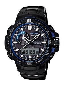 カシオ CASIO 腕時計 プロトレック トリプルセンサーVer.3 ブルーモーメント メンズ PRW-6000YT-1BJF