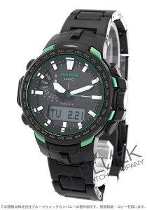 カシオ CASIO 腕時計 プロトレック トリプルセンサーVer.3 メンズ PRW-6100FC-1JF