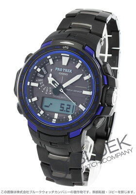 カシオ CASIO 腕時計 プロトレック ブルーモーメント メンズ PRW-6100YT-1BJF