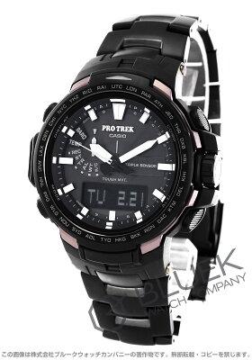 カシオ CASIO 腕時計 プロトレック トリプルセンサーVer.3 メンズ PRW-6100YT-1JF